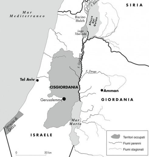 Cartina Muta Della Palestina.Nuovo Piano Di Pace Degli Israeliani Confini Del 67 Ritiro Dal Golan E Stato Palestinese Bocchescucite