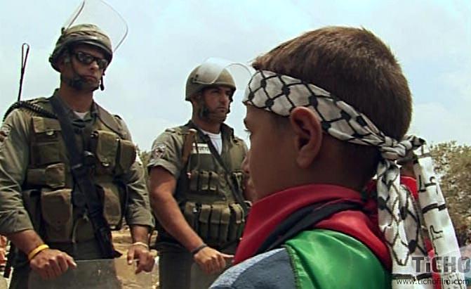 Nabi saleh l esercito israeliano lancia lacrimogeni - Immagini da colorare durante l estate ...