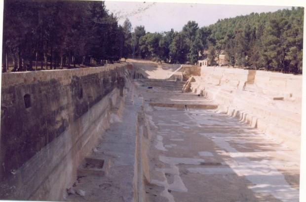 Le piscine di suleiman contese da coloni e autorit for Piscine strette e lunghe