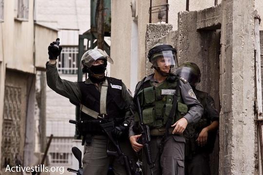 Silwan, East Jerusalem, 22.09.10