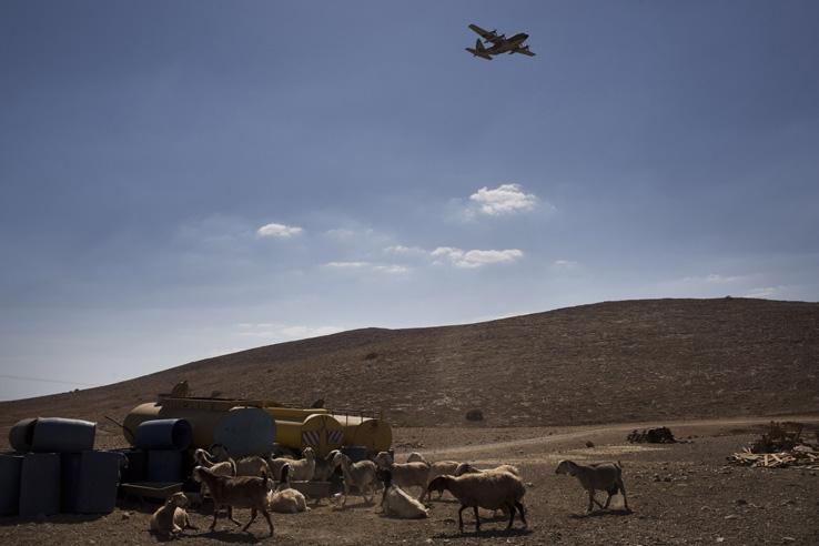 Khirbet Makhoul, Jordan Valley, 7.10.2013