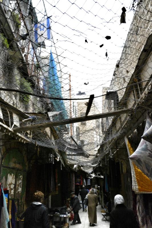 La rete di Hebron
