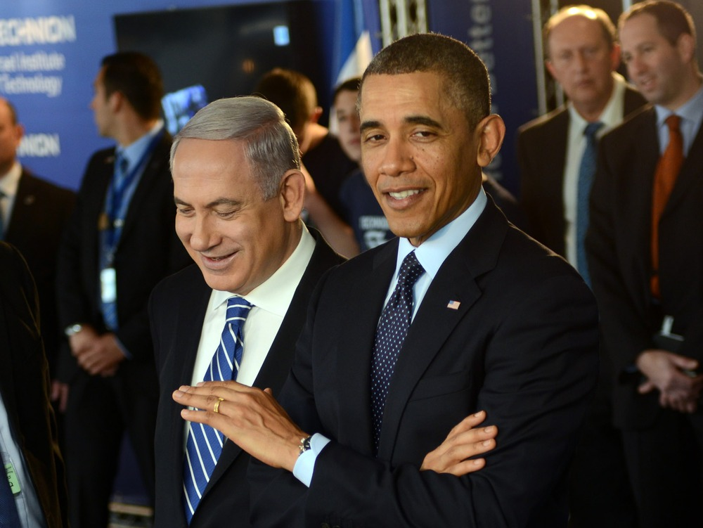 Image: President Obama's Official Visit To Israel And The West Bank Day Two