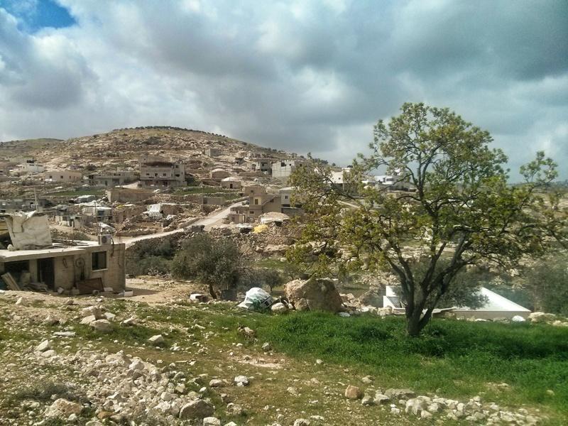 villaggio di At-Tuwani