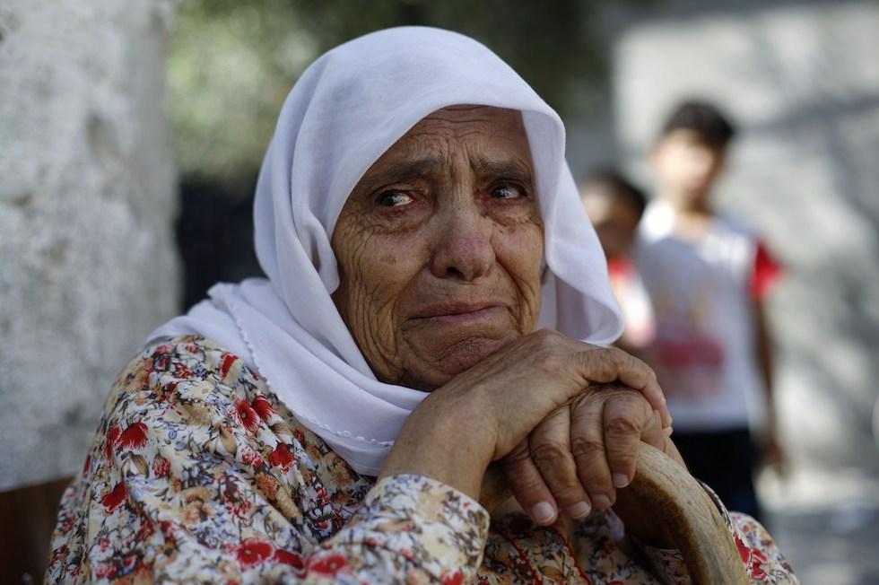 Gaza, 3 agosto 2014