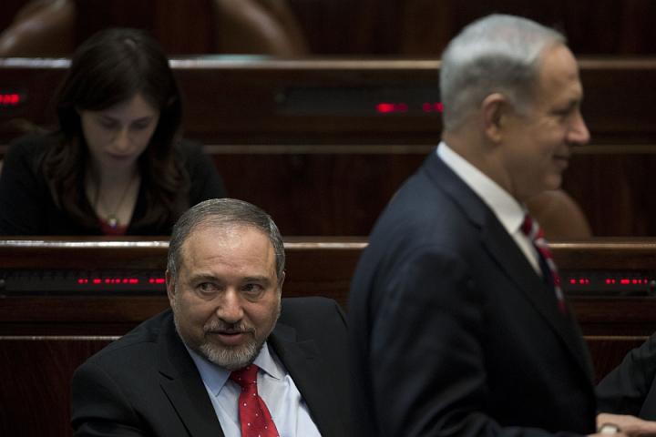 Lieberman back as Israeli Foreign Minister