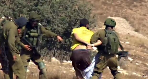 Mo: attivista italiano arrestato a Nabi Saleh