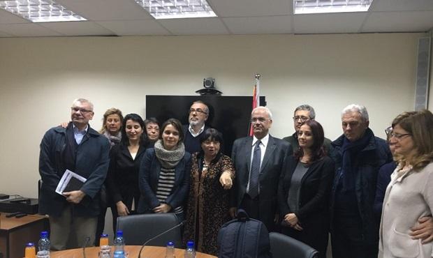 Parlamentari italiani in palestina situazione disperata for Parlamentari italiani