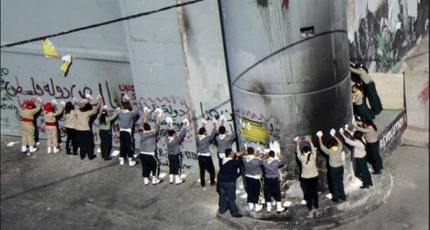 muro di Betlemme