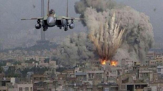 Risultati immagini per bombardamenti israeliani a Gaza immagini