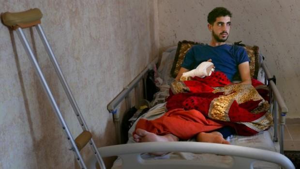 Prima di sparare a un palestinese, il cecchino israeliano ha domandato: Dove vuoi essere colpito?