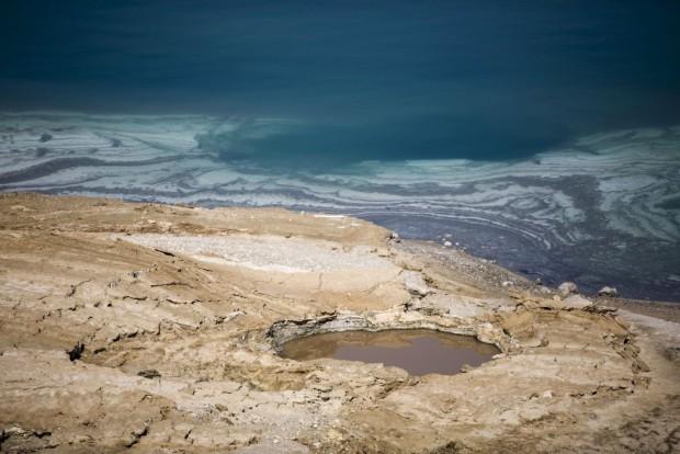 i livelli del Mar Morto, del lago Kinneret e delle falde acquifere sono tutti bassi