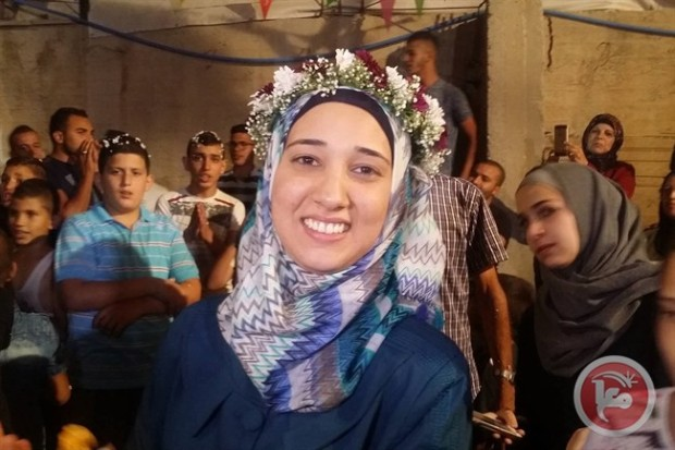 Israele ordina il rilascio della giornalista palestinese Samah Dweik