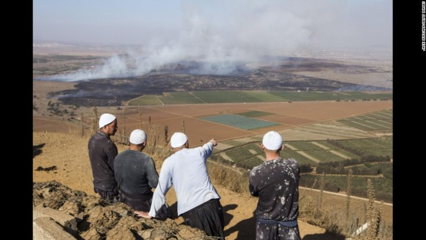 "ISRAELE. Hasson (Kulenu): ""Esercito israeliano sta aiutando an-Nusra"""
