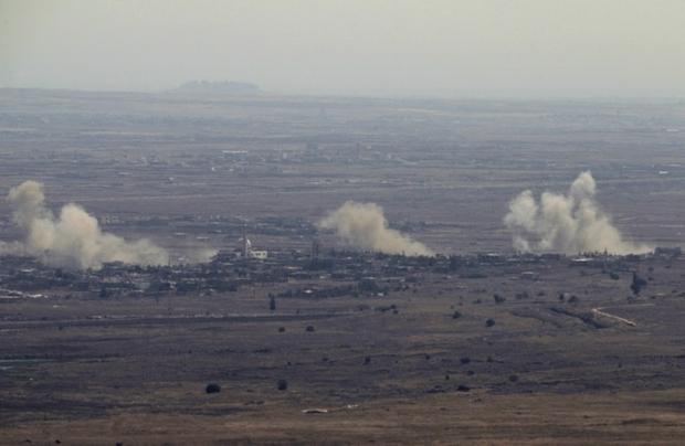 Non è tutto tranquillo sul fronte del Golan: l'equazione israelo-siriana cambia