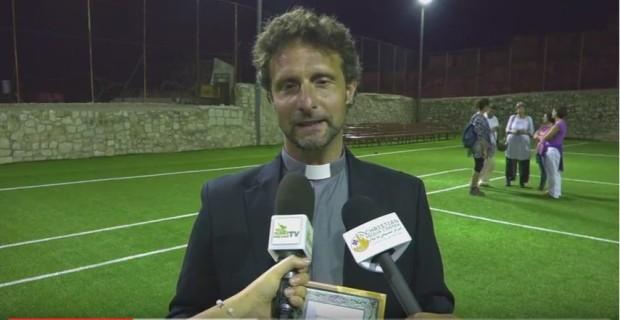 A Gerusalemme inaugurato un campo da calcio aperto ai ragazzi di ogni religione (VIDEO)