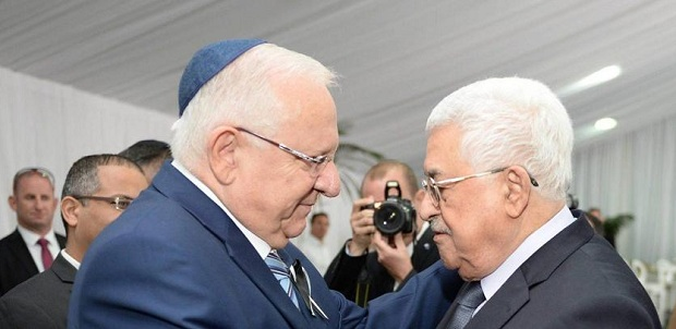 L'omaggio a Peres e la pace tormentata