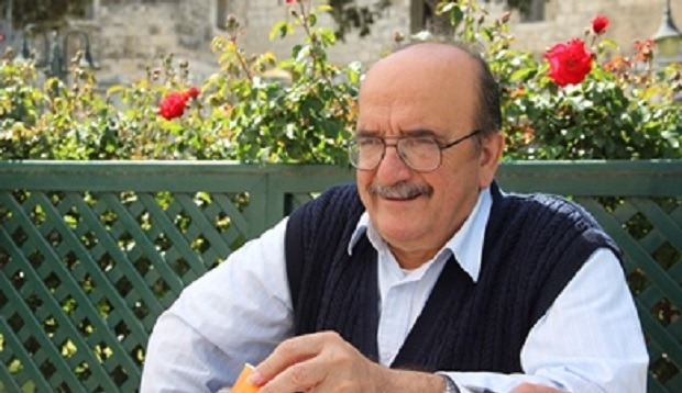 "Geries Sa'ed Khoury: ""Un palestinese porta la croce"""