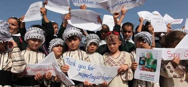 GAZA. Israele blocca la Zaytouna-Oliva, la nave delle donne