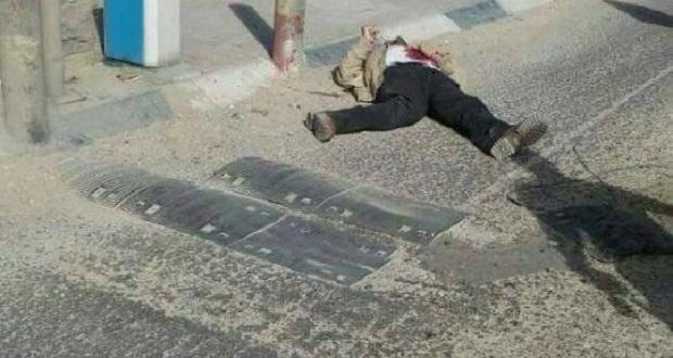 Le forze israeliane sparano e uccidono un palestinese al posto di blocco di Qalandiya
