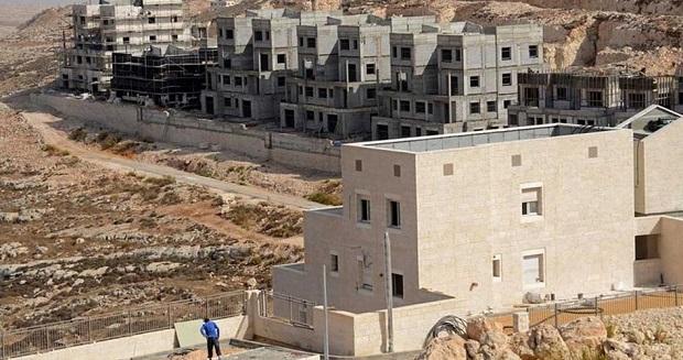 piani di espansione coloniale israeliana a gerusalemme e