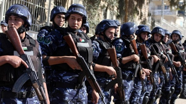 palestina-polizia