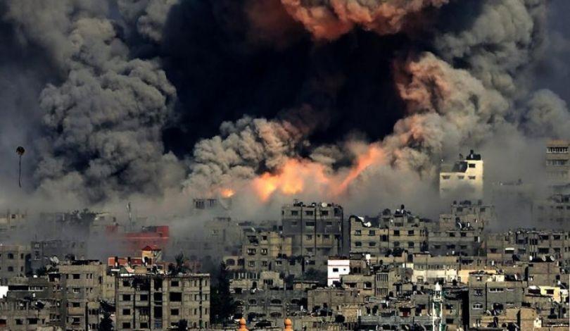 """Risultato immagini per bombardamenti USA in Siria immagini"""""""